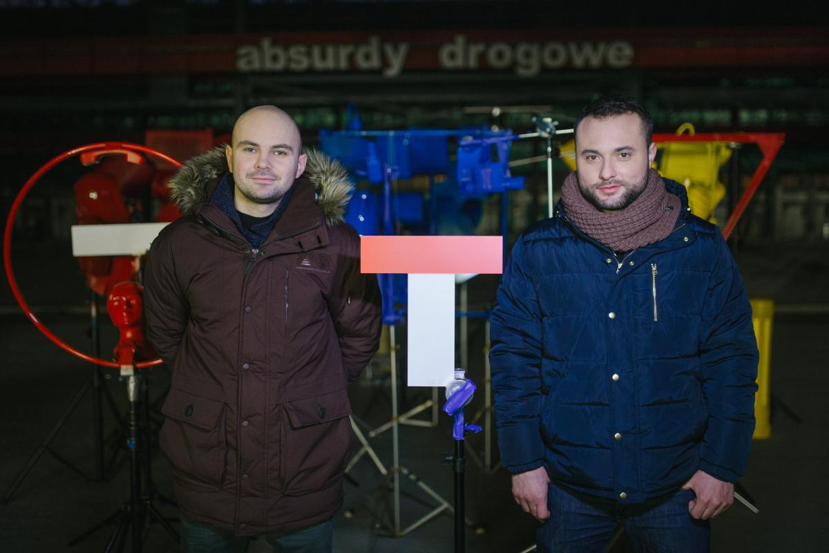Absurdy drogowe - seria 4, spot wiosna 2016